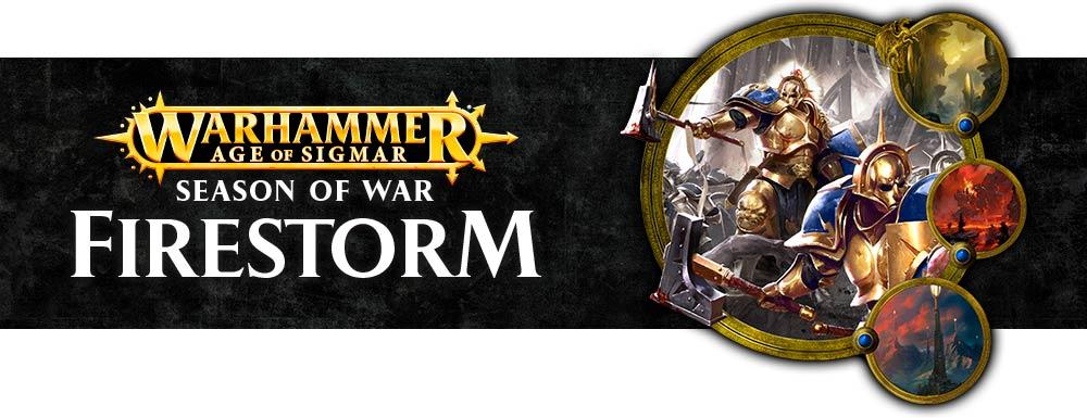 Overview: Season of War: Firestorm | Frontline Gaming