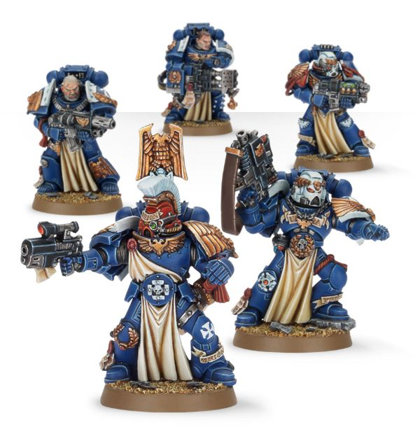 Space Marine Review: Elites: Sternguard Veteran Squad ...