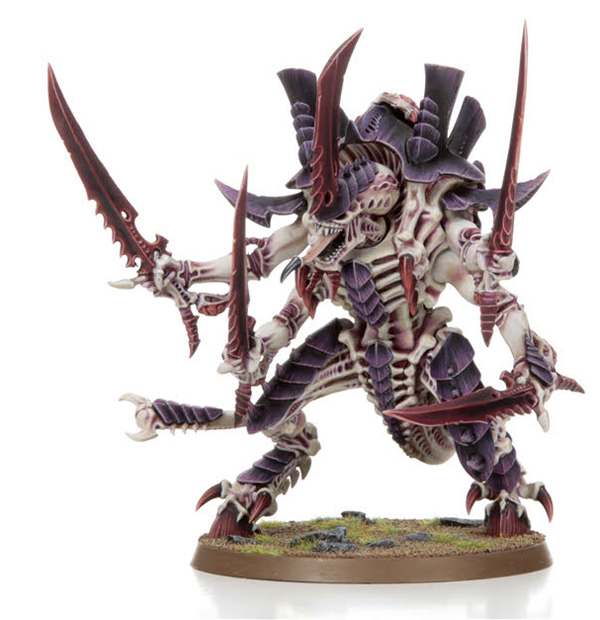 Tyranid Codex Review- HQ: The Swarmlord | Frontline Gaming