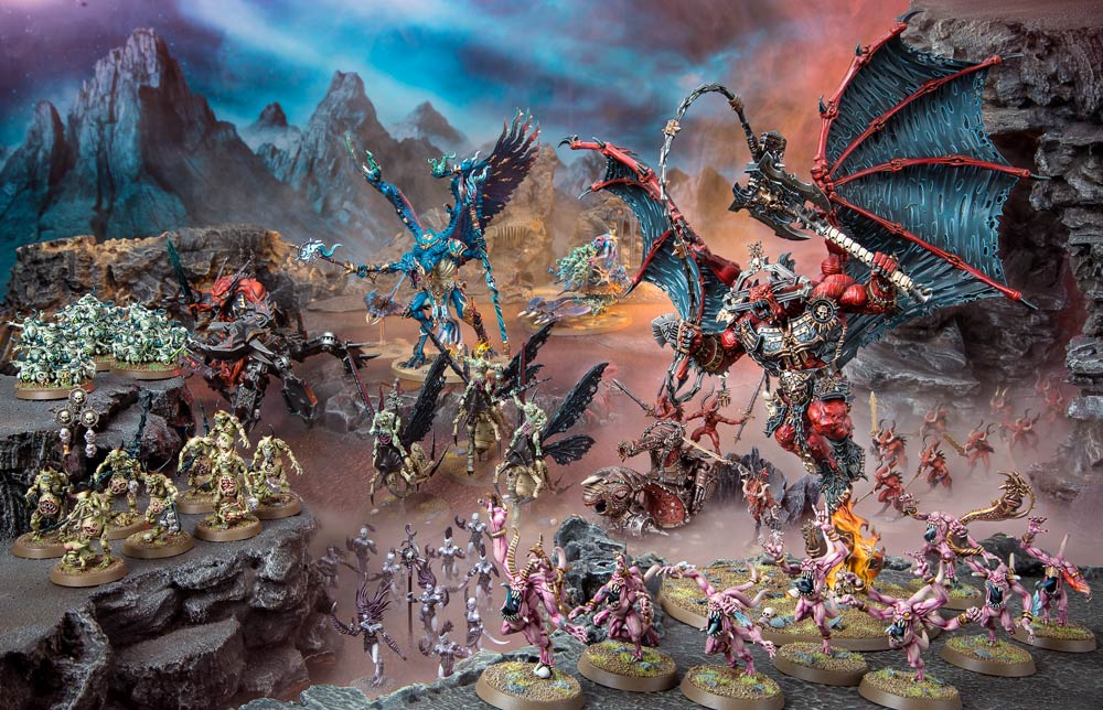 New FAQ For CSM & Daemons SPOTTED - Spikey Bits