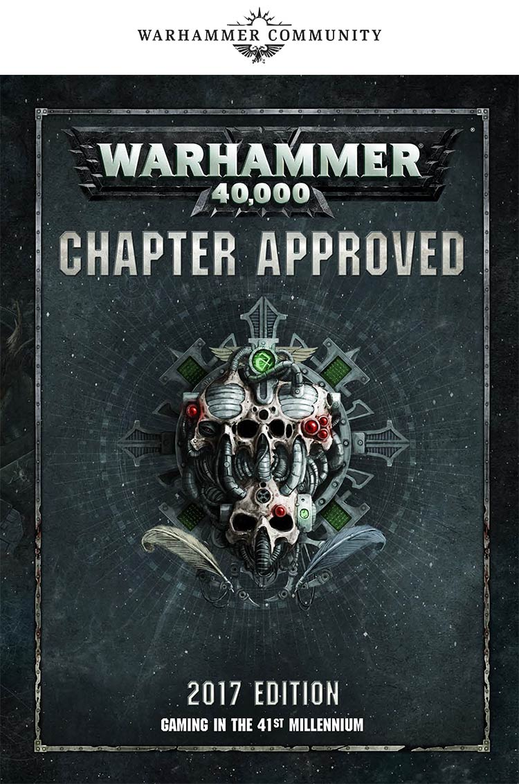 Chapter Approved 2017 Review: Eternal War and Maelstrom Missions