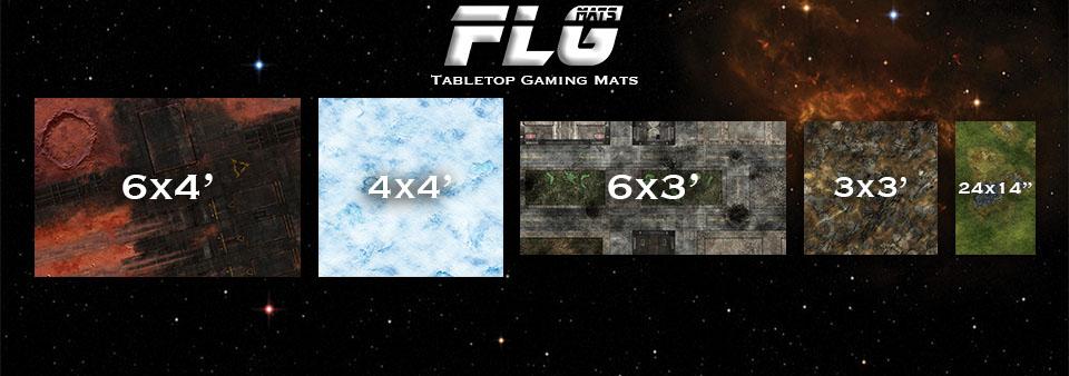 flg mat slider