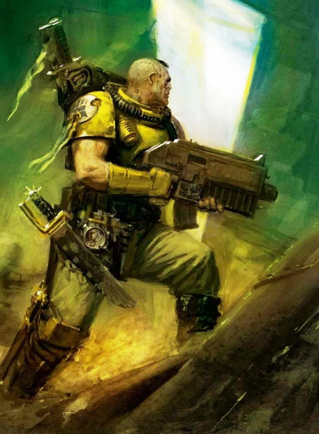 Space Marine Review: Troops: Scout Squad | Frontline Gaming