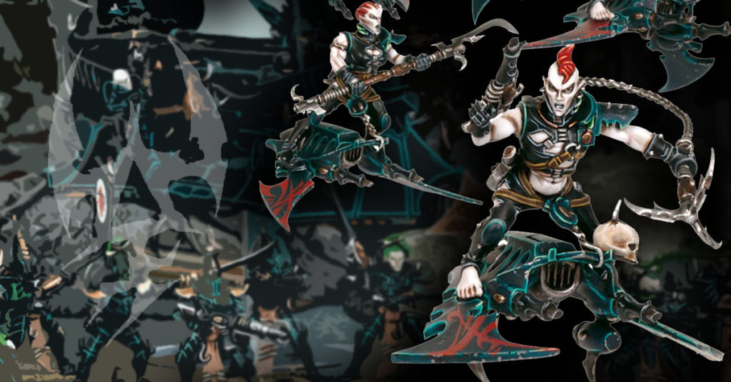 New Drukhari Codex Up For Pre Order Frontline Gaming