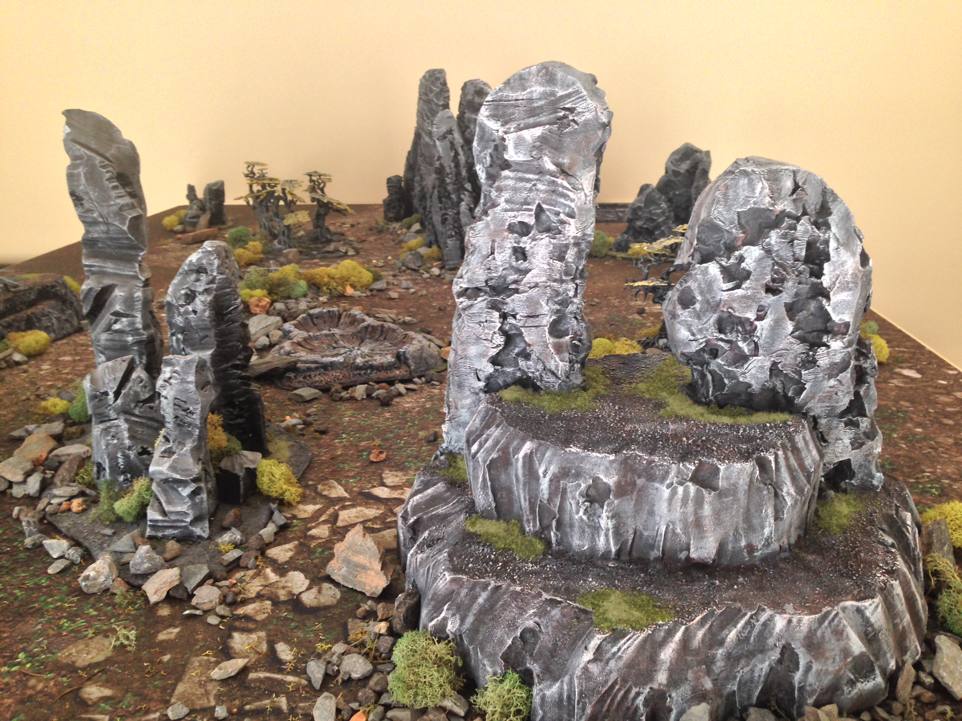 Cheap and Easy: DIY Terrain | Frontline Gaming