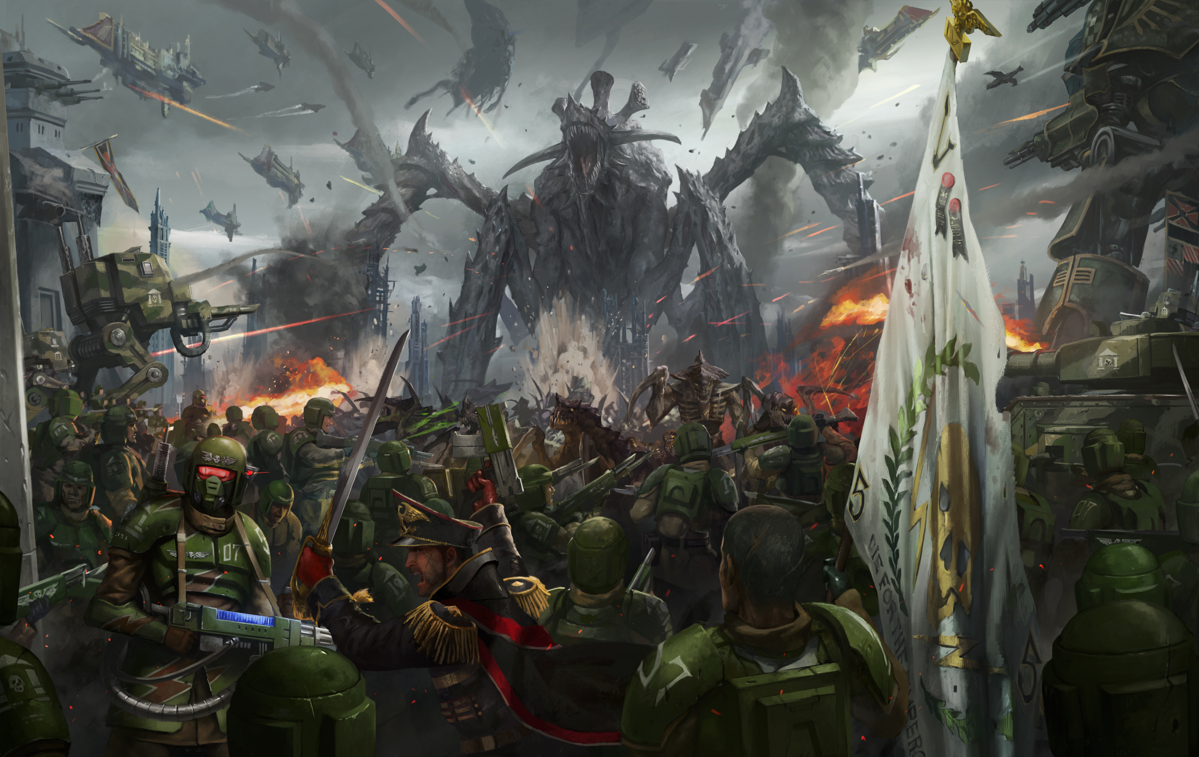 Tomes of the Librarius – Tyranids 101   Frontline Gaming
