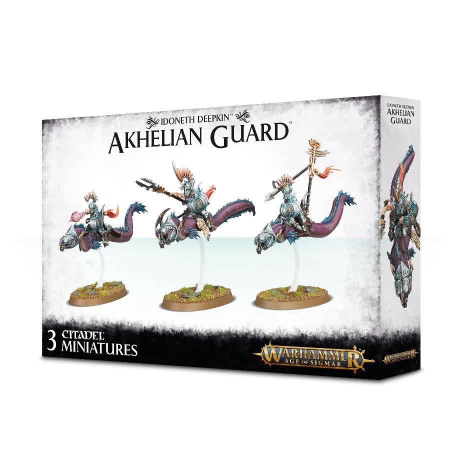 Warhammer AoS Idoneth Deepkin Akhelian Allopex NOS Free Shipping