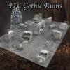 gothic ruins ITC terrain series