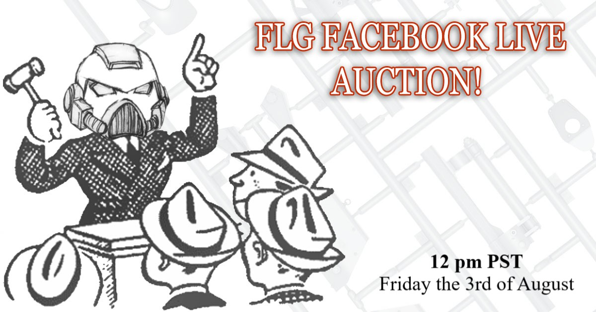 fee3bd0121c The Secondhand Shop August Auction is Here!