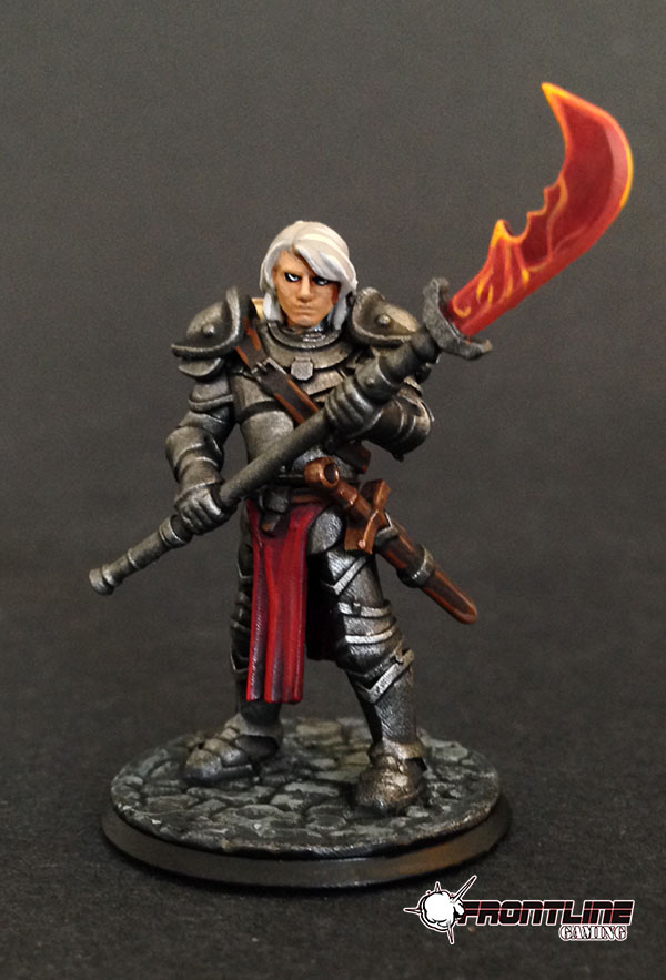Completed Commission Hero Forge Rpg Miniatures