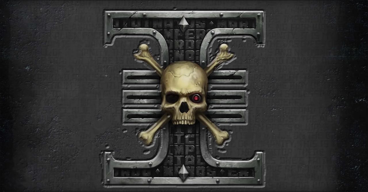 Deathwatch Biker Bannerstange Pole Warhammer 40 k Bits 5161