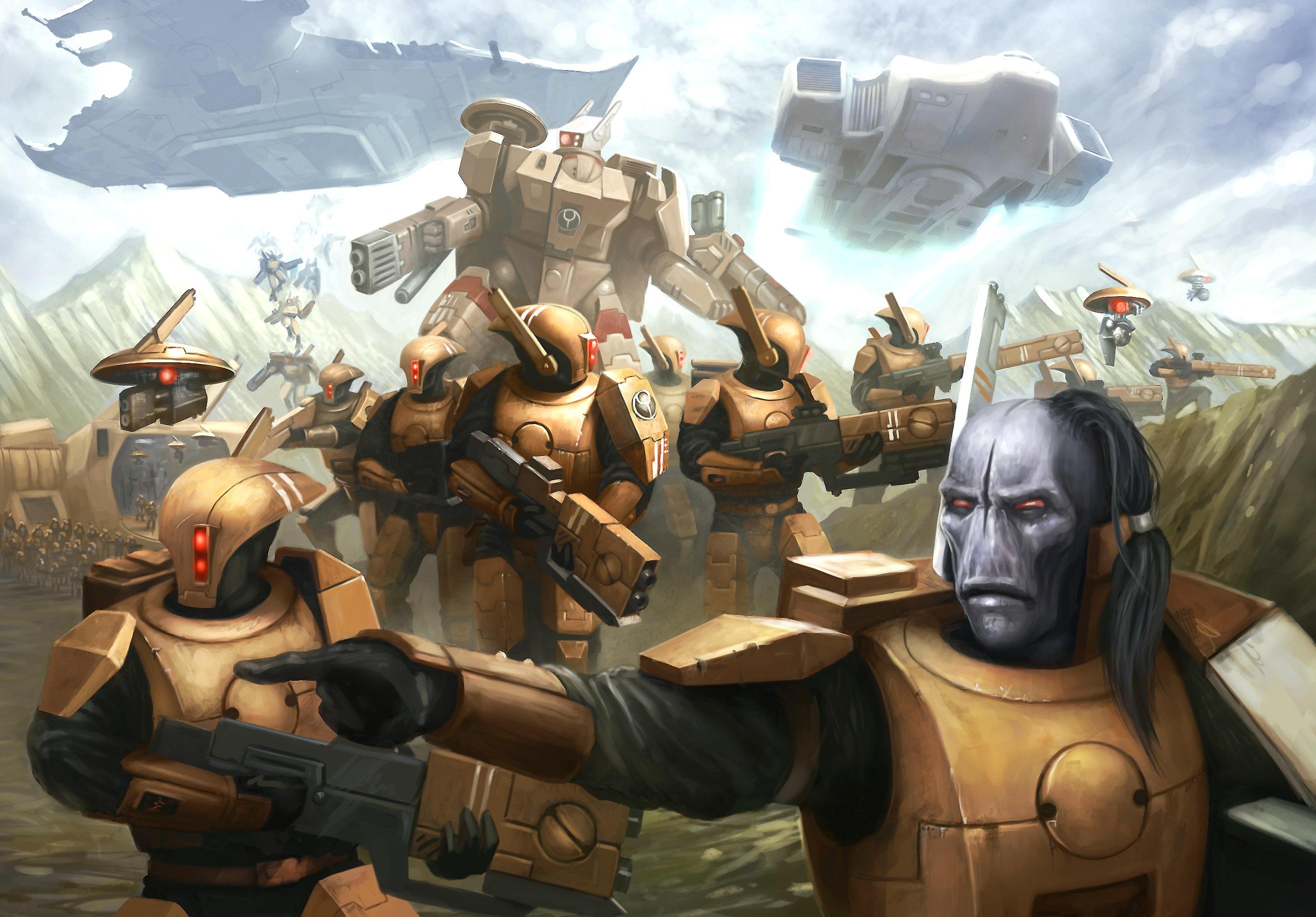 Tau Codex Review: Troops: Strike Team   Frontline Gaming