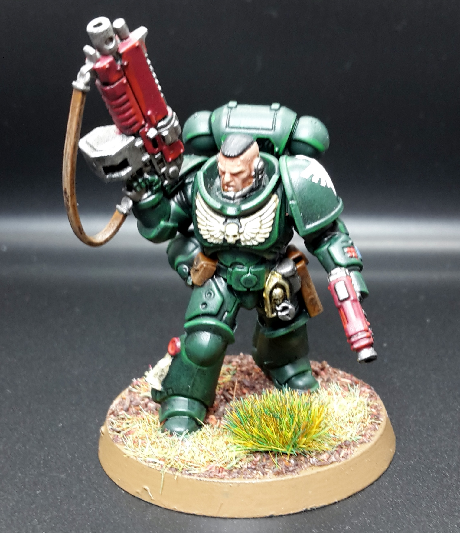 Mike's Primaris Project: Part 1- The Basics | Frontline Gaming