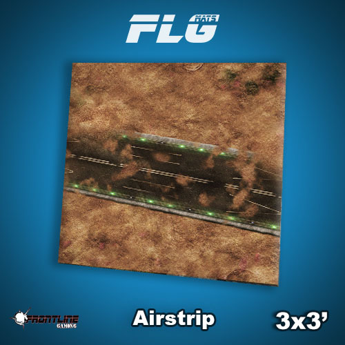 Frontline Gaming - New FLG Mat: Ash Waste & San Angeles! - Page 7
