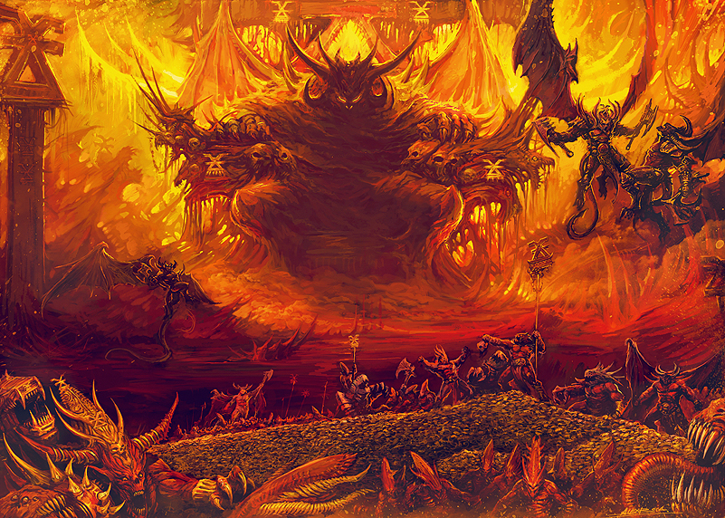 Daemons Of Chaos 8th Pdf