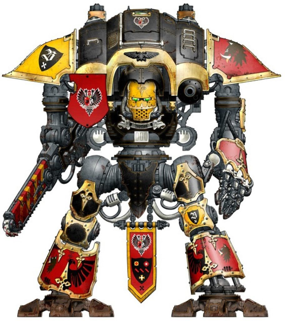Imperium Unit Review Imperial Knights Gallant Frontline
