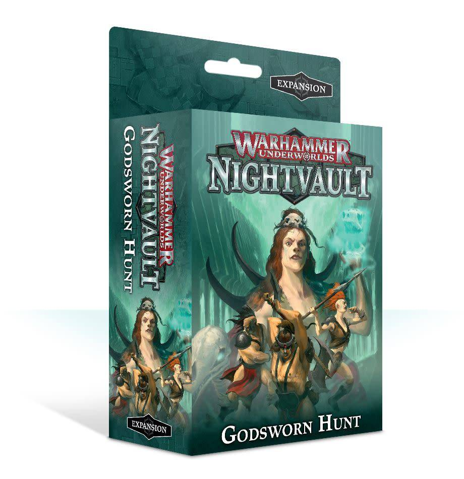 GW Pre-Order: New Shadespire Warbands, Titanicus and More