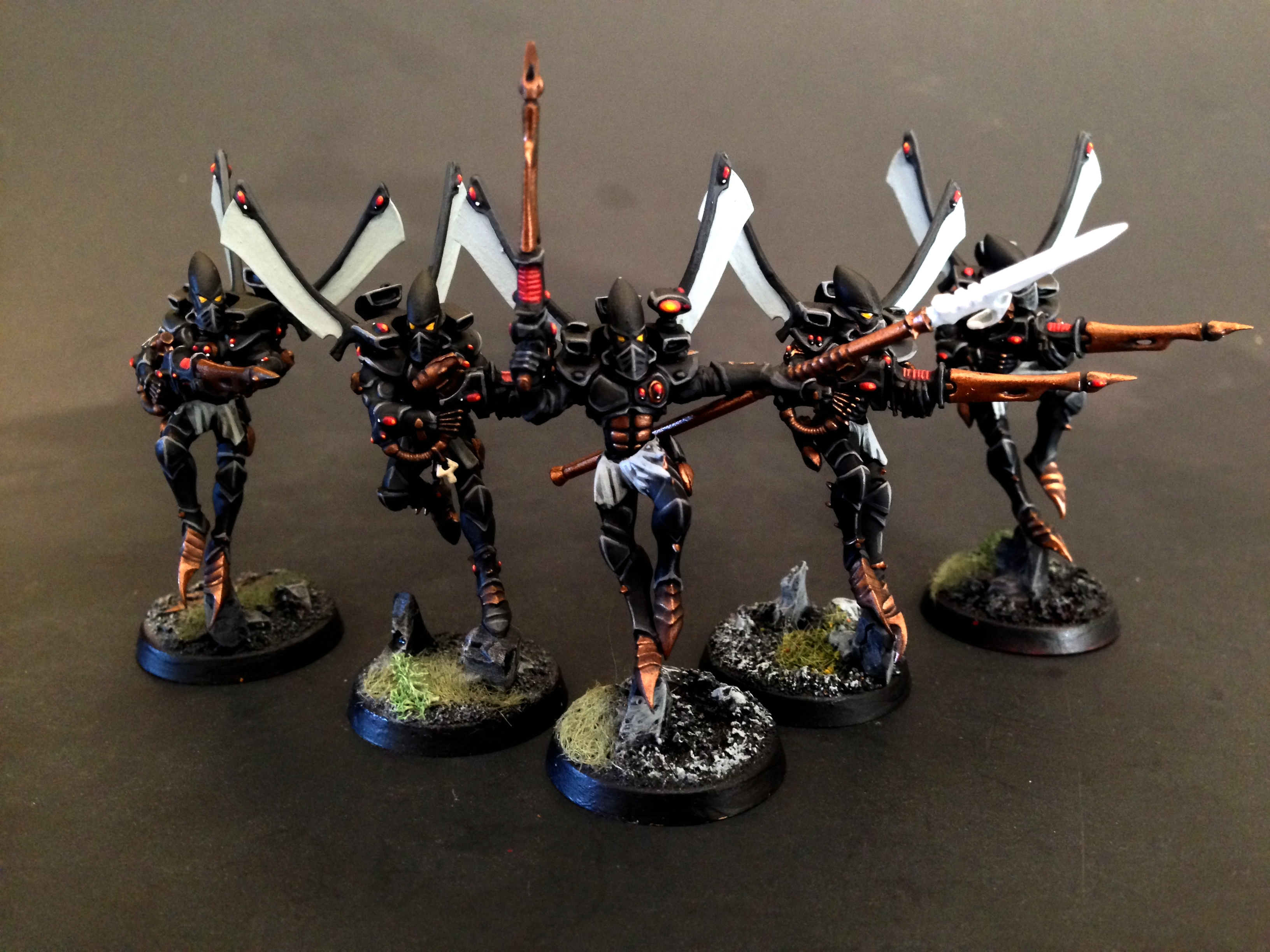 Re-purposing your Eldar Corsair Skyreavers | Frontline Gaming