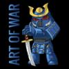Art of War Mascot Logo